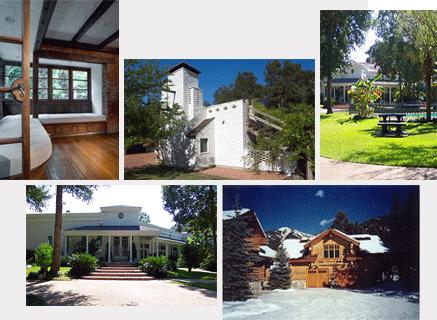Architecture Regional Collage